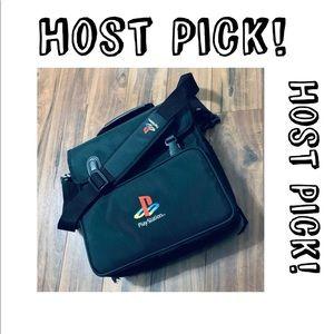 Vintage PlayStation Gamer Bag